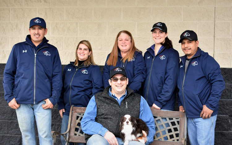 Premier Equine Veterinary Services Staff